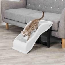 Trixie (Трикси) Steps Складной пандус ступеньки для собак и кошек до 40 кг (34 × 39 × 54 см)