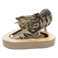 Trixie (Трикси) Scratching Cardboard Игрушка Когтеточка картонная для кошек 36 см