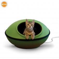 K&H Thermo-Mod Dream Pod домик лежак с электроподогревом для кошек