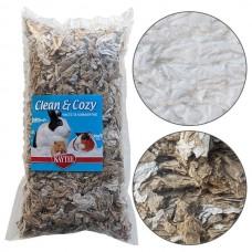 Kaytee (Кейти) Clean&Cozy White подстилка для грызунов целлюлоза белая 314 мл