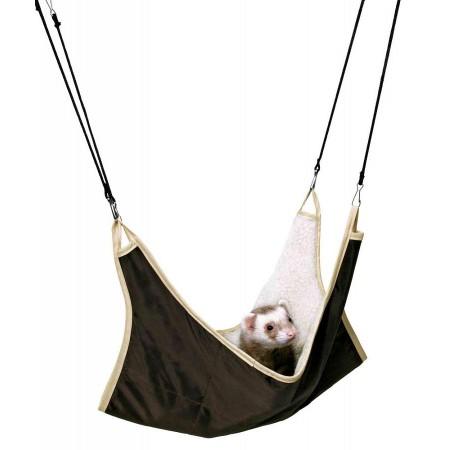 Trixie Hammock Утеплённый гамак для хорьков и крыс подвесной (6913)