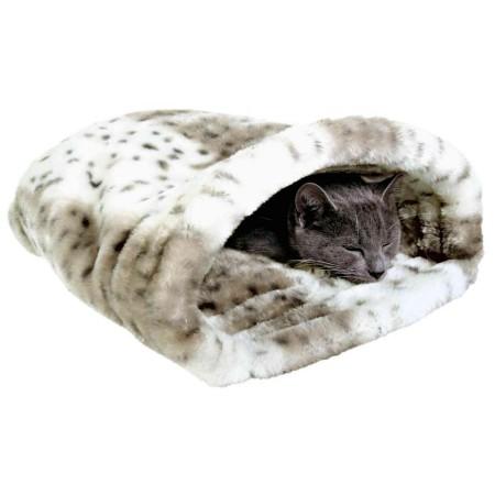Trixie (Трикси) Leika Плюшевый мешок (карман) для кошек