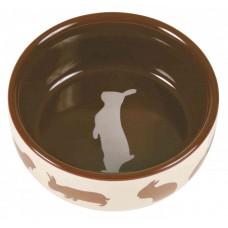 Trixie (Трикси) Ceramic Bowl Rabbit Миска для кроликов 250 мл