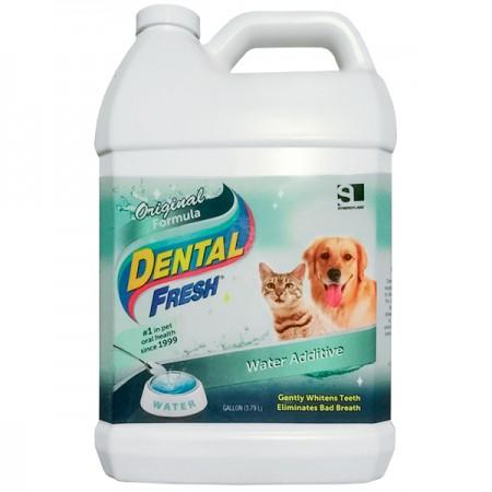 SynergyLabs (Синерджи Лабс) Dental Fresh Свежесть зубов жидкость от зубного налета и запаха из пасти 3790 мл