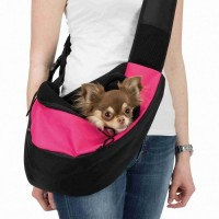 Trixie Sling Front Carrier Сумка переноска Слинг для собак до 5 кг (50 × 25 × 18 см)