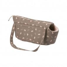 Flamingo (Фламинго) Dogcity сумка переноска для собак и кошек 40 x 25 x 23 см