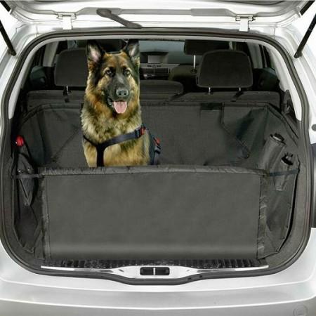 Flamingo Car Safe Deluxe защитная накидка в багажник авто для собак