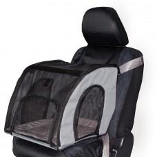 K&H Travel Safety сумка переноска в автомобиль для собак и кошек 43 x 41 x 38 см