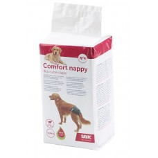 Savic (Савик) Comfort Nappy Комфорт Наппи памперсы для собак 36-54 см