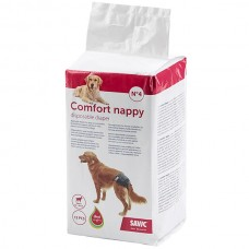 Savic (Савик) Comfort Nappy Комфорт Наппи памперсы для собак 40-58 см