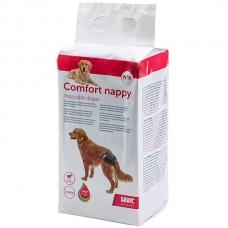 Savic (Савик) Comfort Nappy Комфорт Наппи памперсы для собак 44-66 см