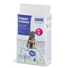 Savic (Савик) Puppy Trainer пеленки для собак XL 90х60 см 15 шт