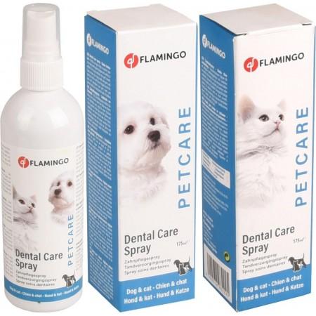 Flamingo Petcare Dental Care Spray спрей для зубов для собак и кошек (510954)