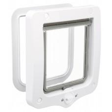 Trixie (Трикси) 2-Way Flap Door Дверца для кошек пластик 20 × 22 см