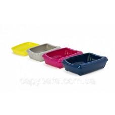 Moderna Arist-o-tray mini (Модерна Арист-О-Трэй) туалет с бортиком для котов 42х31х13 см