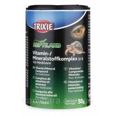 Trixie (Трикси) Vitamin/Mineral Compound for herbivorous reptiles Добавка для травоядных рептилий 50 г