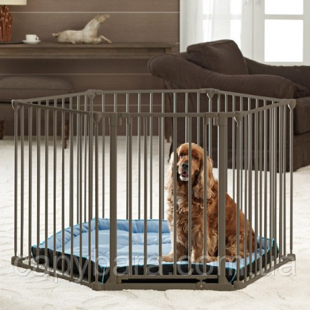Savic (Савик) Dog Park de luxe Дог Парк Де Люкс вольер манеж для щенков 75 х 62 см