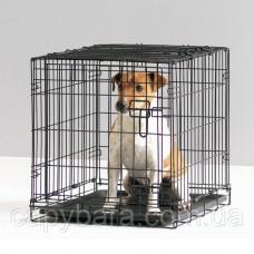 Savic (Савик) Dog Cottage № 1 Дог Коттедж клетка для собак 50 х 30 х 37 см