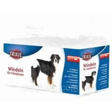 Trixie (Трикси) Diapers for Female Dogs Памперсы для собак XS-S 20-28 см
