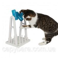 Trixie (Трикси) Turn Around Strategy Game Интереактивная развивающая игрушка для кошек