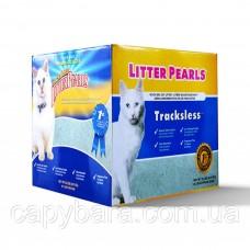 Litter Pearls Траклес (TrackLess) кварцевый наполнитель для туалетов котов 18,94 л