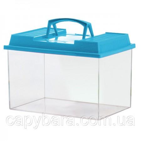 Savic (Савик) Fauna Box террариум контейнер для содержания и транспортировки рыб рептилий грызунов 6 л