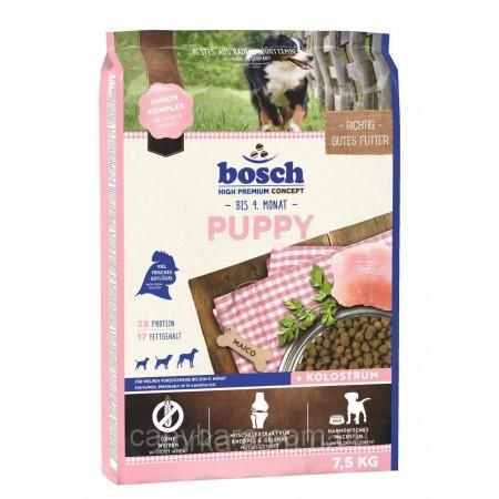 Bosch (Бош) Puppy Паппи корм для щенков от 3 недель до 3 месяцев (7.5 кг)