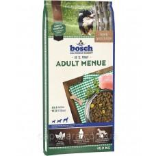 Bosch (Бош) Adult Menue корм для собак с нормальной активностью (15 кг)