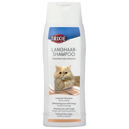 Trixie Cat Shampoo for Long Hair Шампунь для длинношерстных кошек