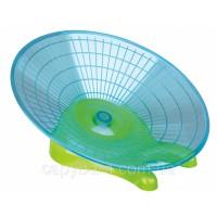 Trixie (Трикси) Running Disc Беговой диск для дегу и крыс тренажер пластик 30 см