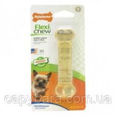 Nylabone (Нилабон) Flexi Chew Petite жевательная игрушка для собак до 7 кг с умеренным стилем грызения