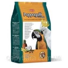 Padovan (Падован) Grandmix Pappagalli Комплексный корм для крупных попугаев 2 кг