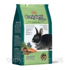 Padovan (Падован) Grandmix Coniglietti Комплексный корм для декоративных кроликов карликовых пород 3 кг
