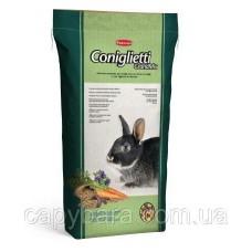 Padovan (Падован) Grandmix Coniglietti Комплексный корм для декоративных кроликов карликовых пород 20 кг