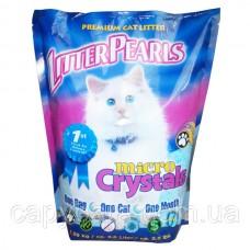 Litter Pearls Микро Кристаллс (MC) кварцевый наполнитель для туалетов котов 1.59 кг