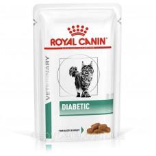 Royal Canin (Роял Канин) Diabetic Wet корм для кошек страдающих сахарным диабетом 85 г