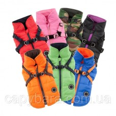 Puppia Mountaineer (Маунтейнир) комбинезон одежда для собак L