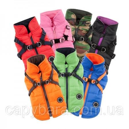 Puppia Mountaineer (Маунтейнир) комбинезон одежда для собак XXL