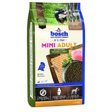 Bosch (Бош) Adult Mini Poultry & Millet корм для собак малых пород с Птицей и Просом (1 кг)