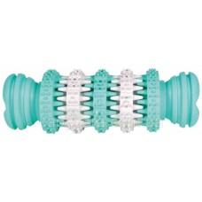 Trixie (Трикси) Denta Fun Bone Кость игрушка для собак массажер для десен мятный вкус 11 см
