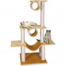Flamingo Scratch Pole Amedeo beige игровой комплекс когтеточка домик для кошек 141 см