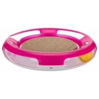 Trixie (Трикси) Race & Scratch Игрушка-когтеточка для кошек 37 см