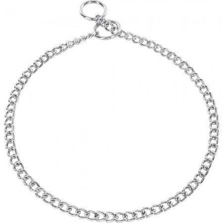 Sprenger (Спрингер) цепочка-ошейник для собак круглое звено хромированная сталь 2 мм 35 см